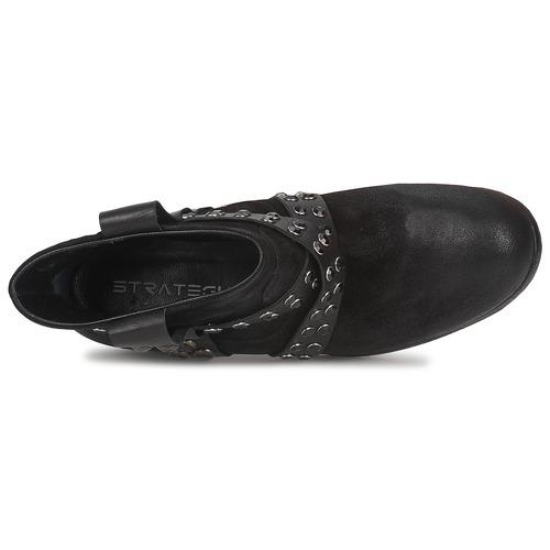 Zapatos promocionales Strategia LUMESE Negro  Descuento de la marca