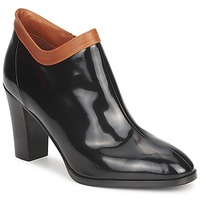 Zapatos Mujer Low boots Sonia Rykiel 654802 Negro / Ocre