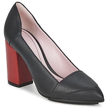 Zapatos Mujer Zapatos de tacón Sonia Rykiel 657942 Negro / Rojo