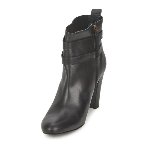 Mujer Bocage Negro Botines Zapatos Iliro luTFK31Jc5