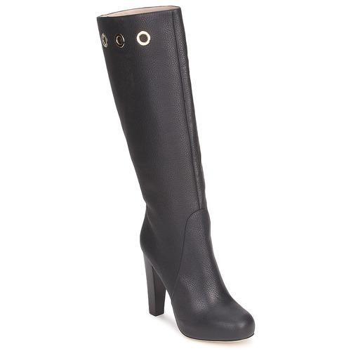 Zapatos Mujer Botas urbanas Escada EUDOXIE Negro