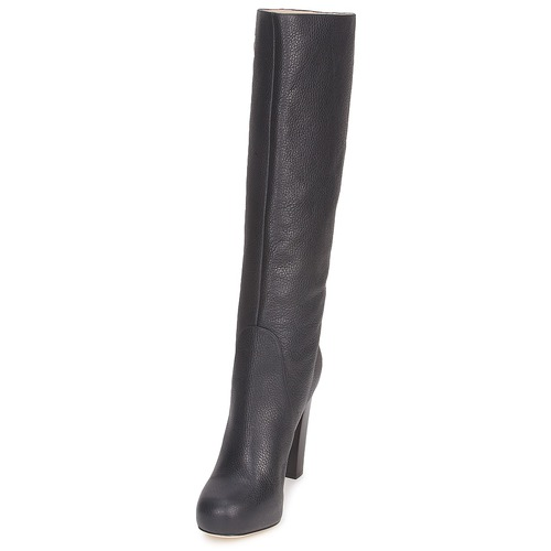 Zapatos Urbanas Mujer Escada Botas Eudoxie Negro 54j3ARLq