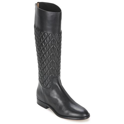 Zapatos Mujer Botas urbanas Michael Kors MINA Negro