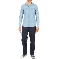 textil Hombre Pantalones con 5 bolsillos Dickies WORK PANT Marino