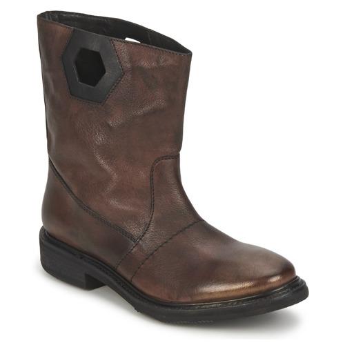 Zapatos promocionales Bikkembergs TEXANINO 12 Marrón  Zapatos de mujer baratos zapatos de mujer