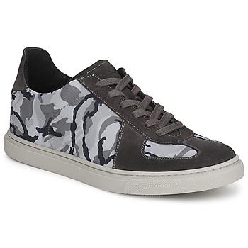 Zapatos Hombre Zapatillas bajas Ylati NETTUNO Gris
