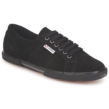 Zapatos Zapatillas bajas Superga 2950 Negro