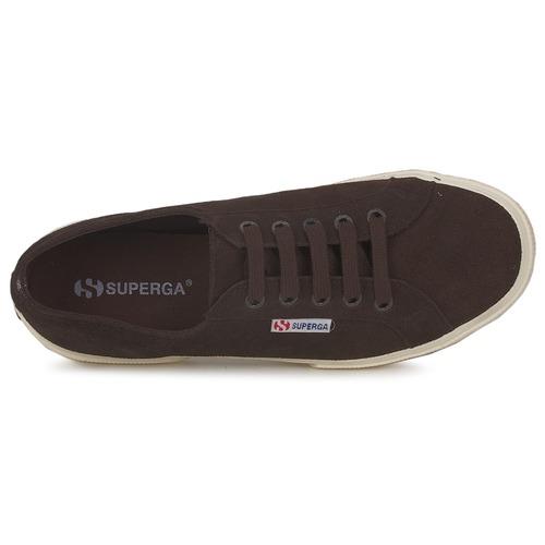 2950 Chocolate Zapatos Bajas Superga Zapatillas Mujer thrdBCsQx