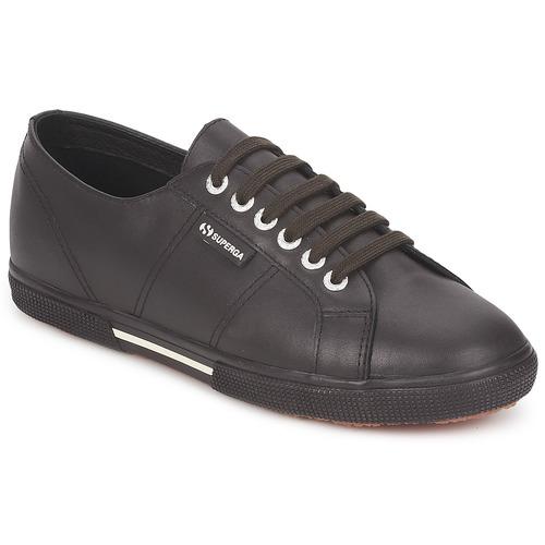 Zapatos Zapatillas bajas Superga 2950 Chocolate