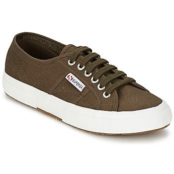 Zapatos Zapatillas bajas Superga 2750 COTU CLASSIC Army