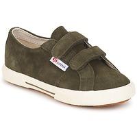Zapatos Niños Zapatillas bajas Superga 2950 Army