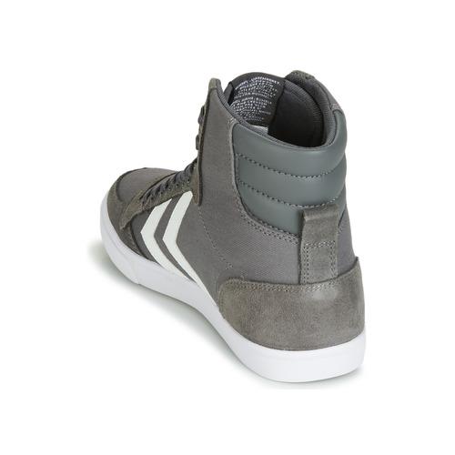 Altas Zapatillas GrisBlanco Hummel Star High Ten Zapatos ZOTPXuwki