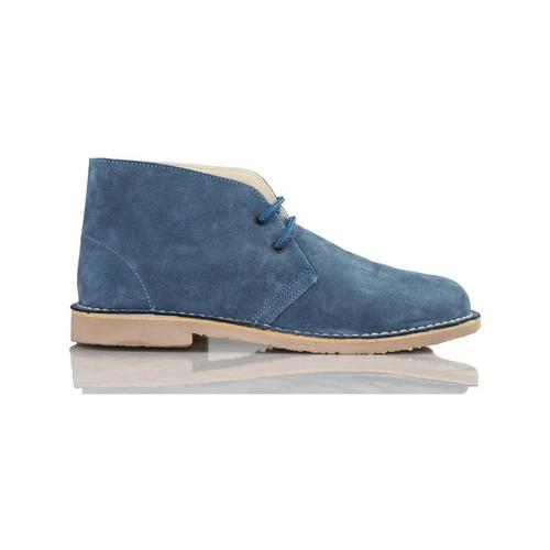 Zapatos Zapatillas altas Arantxa AR PISACACAS S AZUL