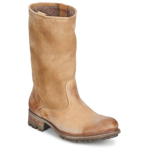 Zapatos Mujer Botas urbanas n.d.c. VALLEE BLANCHE KUDUWAXOIL/DFA Marrón