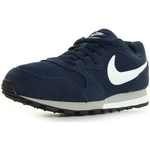 Zapatos Hombre Running / trail Nike MD Runner 2 azul