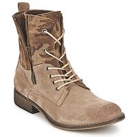 Zapatos Mujer Botas de caña baja Casual Attitude GRIVO Topotea