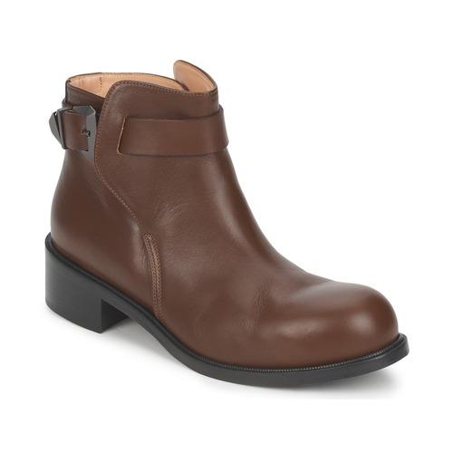 Los zapatos más populares para hombres y mujeres Zapatos especiales Kallisté 5723 Marrón