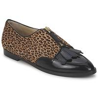 Zapatos Mujer Derbie Etro EBE Negro / Beige