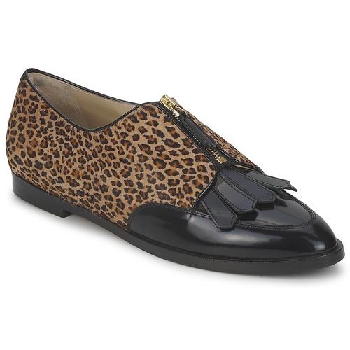 Cómodo y bien parecido Etro EBE Negro / Beige - Envío gratis Nueva promoción - Zapatos Derbie Mujer