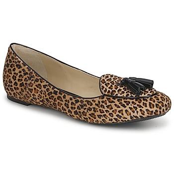 Zapatos Mujer Mocasín Etro EDDA Negro / Marrón / Beige