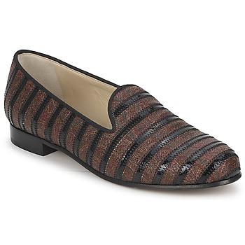 Zapatos Mujer Mocasín Etro FLORINDA Marrón / Negro