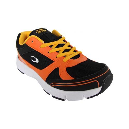 Zapatos Niño Zapatillas bajas John Smith RONAN Negro