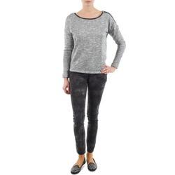 textil Mujer pantalones con 5 bolsillos Esprit superskinny cam Pants woven Kaki