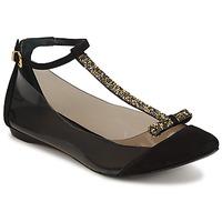 Zapatos Mujer Bailarinas-manoletinas Schutz OLIMOP Negro
