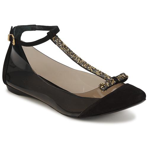 Zapatos promocionales Schutz OLIMOP Negro  Zapatos casuales salvajes