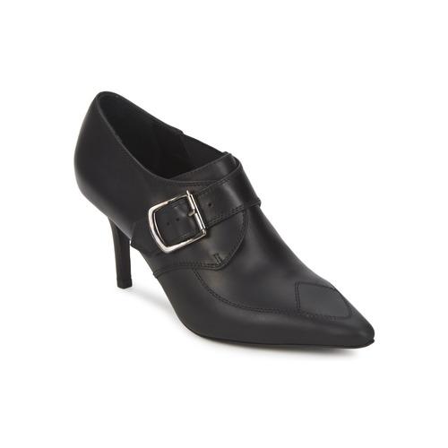 Cómodo y bien parecido Vivienne Westwood WV0001 Negro - Envío gratis Nueva promoción - Zapatos Zapatos de tacón Mujer  Negro