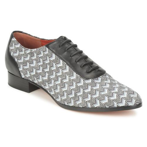 9e7877dba Los zapatos más populares para hombres y mujeres Zapatos especiales Missoni  WM076 Negro   Gris