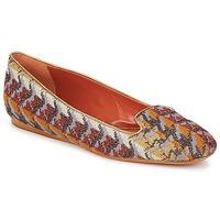 Zapatos Mujer Mocasín Missoni WM004 Multicolor