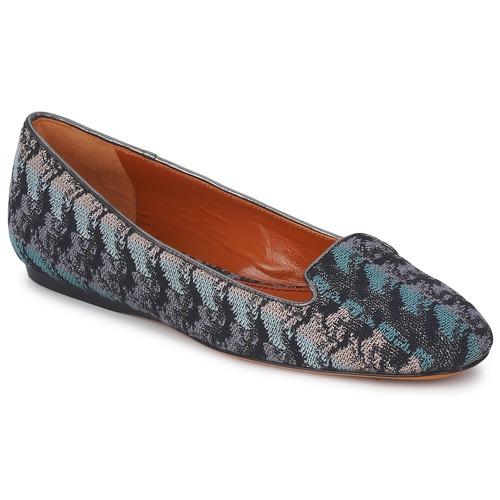 Zapatos promocionales Missoni WM004 Azul  Cómodo y bien parecido