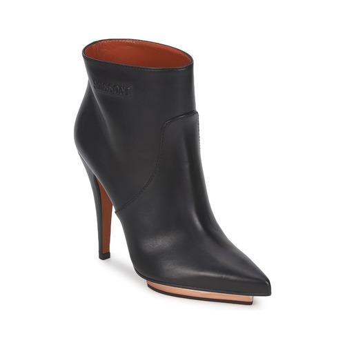 Zapatos Mujer Botines Missoni WM035 Negro