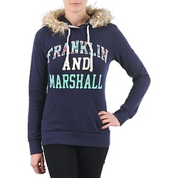 textil Mujer sudaderas Franklin & Marshall COWICHAN Marino