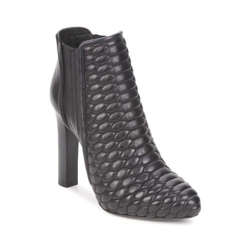 Gran descuento Zapatos especiales Roberto Cavalli WDS227 Negro