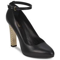 Zapatos Mujer Zapatos de tacón Roberto Cavalli WDS230 Negro