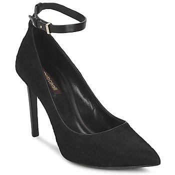 Zapatos Mujer Zapatos de tacón Roberto Cavalli WDS232 Negro