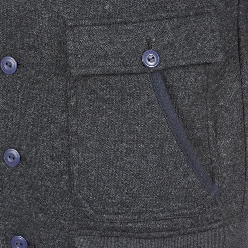Hombre Doblera Gris Cazadoras Textil Façonnable QrxoeWdBCE