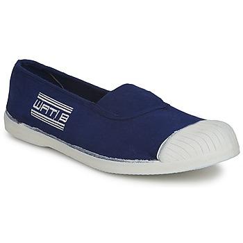 Zapatos Mujer Bailarinas-manoletinas Wati B LYNDA Marino
