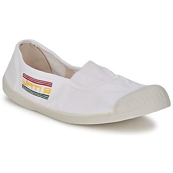 Zapatos Mujer Bailarinas-manoletinas Wati B LYNDA Blanco