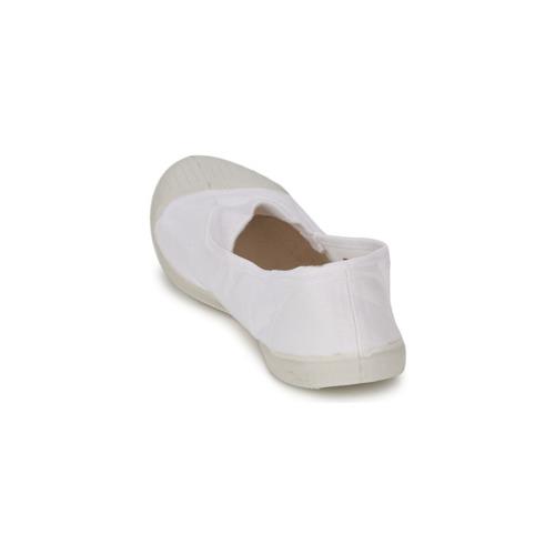 Mujer manoletinas Bailarinas B Blanco Zapatos Wati Lynda k0w8nOP