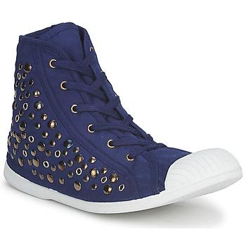 Zapatos Mujer Zapatillas altas Wati B BEVERLY Marino