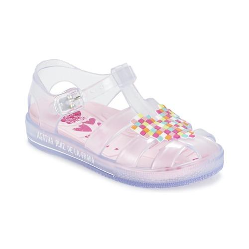 Zapatos Niña Sandalias Agatha Ruiz de la Prada BASILA Blanco