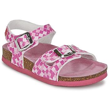 Zapatos Niña Sandalias Agatha Ruiz de la Prada ANNA Fucsia