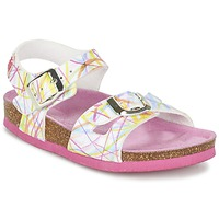Zapatos Niña Sandalias Agatha Ruiz de la Prada CHELINA Multicolor
