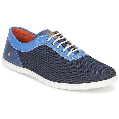 Zapatos Hombre Zapatillas bajas Art QWERTY Azul