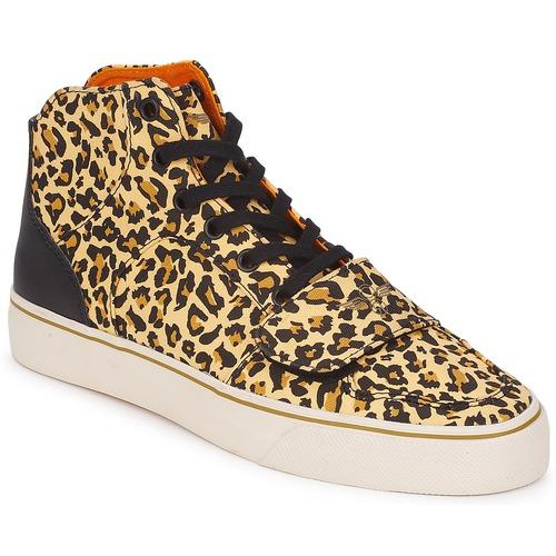Zapatos Mujer Zapatillas altas Creative Recreation W CESARIO XVI M Leopardo