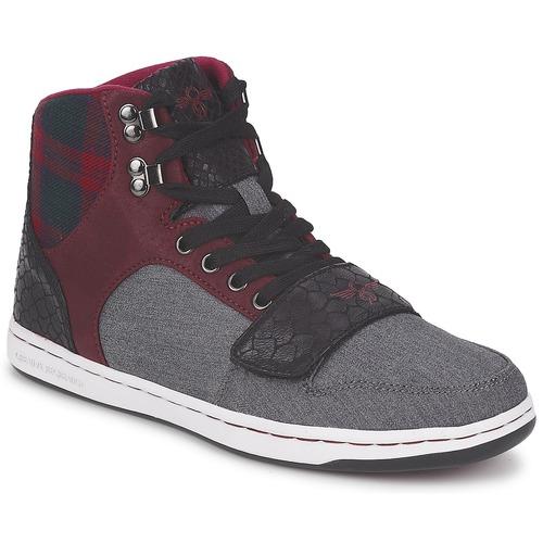 Zapatos Hombre Zapatillas bajas Creative Recreation W CESARIO Gris / Marrón