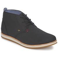 Zapatos Hombre Botas de caña baja Boxfresh DALSTON Negro